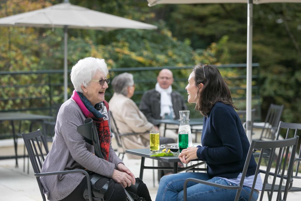 le temps de la retraite passe beaucoup plus vite à la résidence senior Strasbourg